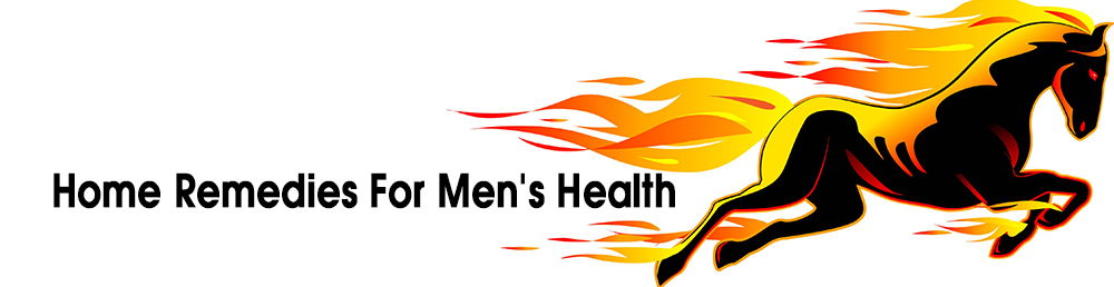 men's health home remedies