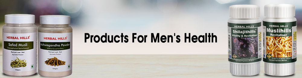 men's heallth products